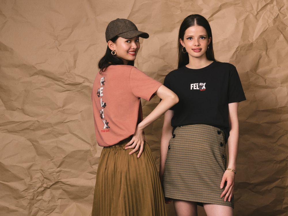 GUのTシャツコレクションが新登場!